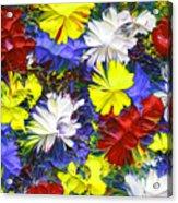 Abstract Fl12016 Acrylic Print
