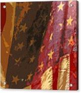 Flag 16 Acrylic Print
