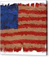Flag 2 Acrylic Print