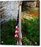 Flag Day Acrylic Print