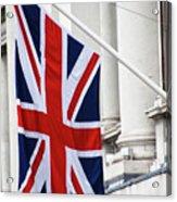 Flag Of Great Britain  Acrylic Print