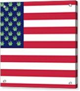 Flag1 Acrylic Print