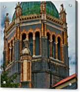Flagler Memorial Presbyterian Church 3 Acrylic Print