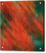 Flame Thrower Acrylic Print