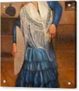 Flamenco 2 Acrylic Print