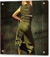 Flamenco #21 - Attitude Acrylic Print