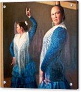 Flamenco 3 Acrylic Print