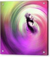 Flamenco Dance Art 675y Acrylic Print