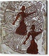 Flamenco Passion 3 Acrylic Print