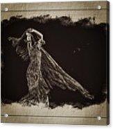 Flamenco  Acrylic Print