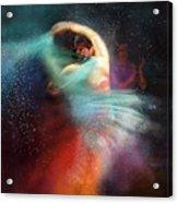 Flamencoscape 02 Acrylic Print