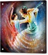 Flamencoscape 06 Acrylic Print