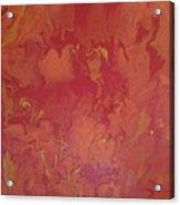 Flames 1 Acrylic Print