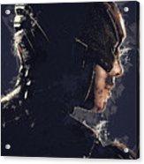 Flash Acrylic Print