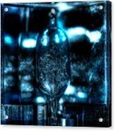 Flash In The Pan Acrylic Print