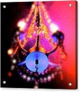 Flashblamp Acrylic Print