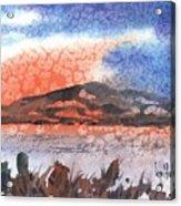 Flathead Lake Montana Acrylic Print
