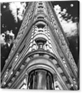 Flatiron Building  Nyc Acrylic Print