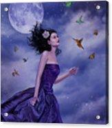 Fleeting Beauty Acrylic Print