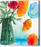 Fleur Primitiv Acrylic Print