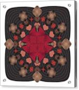 Fleuron Composition No. 157 Acrylic Print