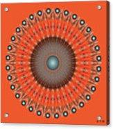 Fleuron Composition No 236 Acrylic Print