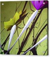 Fleurs 2 Acrylic Print