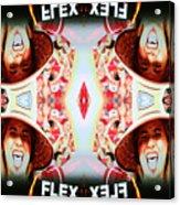 Flexcam 3 Acrylic Print