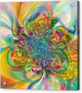 Flexibility 57abc Acrylic Print