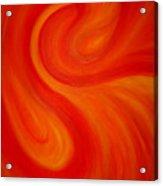Flicker Of Heat Acrylic Print