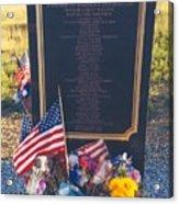 Flight 93 Heros Acrylic Print
