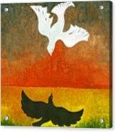 Flight II Acrylic Print
