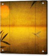 Flight Of A Tern Acrylic Print