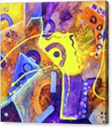 Flight Of Ecstasy Acrylic Print