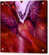 Flight Of The Heart Acrylic Print