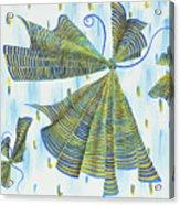 Flights Of Fancy Acrylic Print