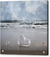 Float Bounce And Roll Acrylic Print