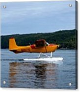 Float Plane Two Acrylic Print