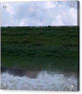 Flood Gates Open Acrylic Print