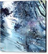 Flooding Acrylic Print