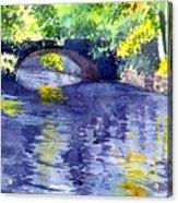 Floods Acrylic Print