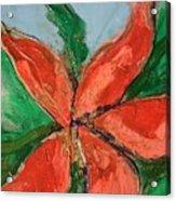 Flora Exotica A Acrylic Print