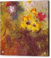 Flora II Acrylic Print