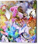 Florabelle Acrylic Print
