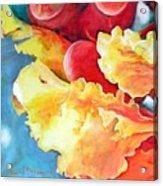 Floraison Acrylic Print