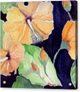 Floral Affair Acrylic Print