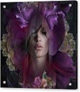 Floral Dreams Acrylic Print