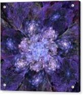Floral Fantasy 1 Acrylic Print