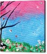 Floral Fragrance Acrylic Print