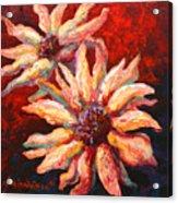 Floral Mini Acrylic Print